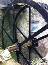 Mordiford Mill Wheel 2