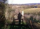 Walking to Yare Farm