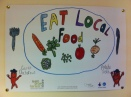 Eat local food