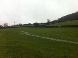 River down Banky Field
