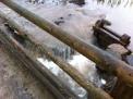 Fownhope rec ground pond flood 2