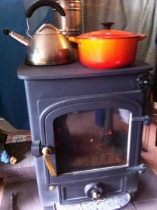 Mumpet - cooking