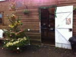 Fownhope Farm Shop Christmas Tree