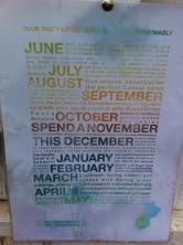 Seasonal produce calendar 2