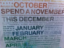 Seasonal produce calendar 3