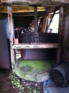 Caplor cider press 2