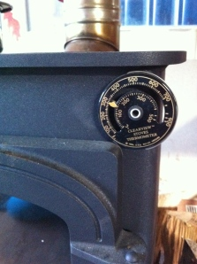 Clearview thermometer