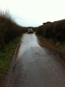 4WD flood