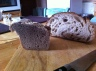 Soda bread and sourdough