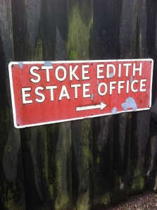 Stoke Edith Estate