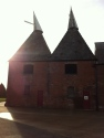 Lillands oast houses