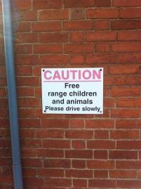 Free range children