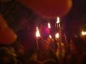 Wassail torches