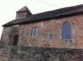 Chapel in the farmyard at Chapel Farm