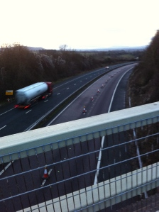 M50 in the gloaming