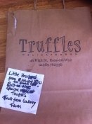 Truffles goody bag