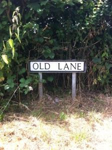 Old Lane, Gorsley