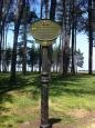 May Hill sign