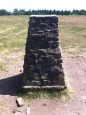 May Hill trig point