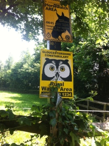 Rural neighbourhood watch