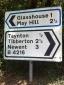 Glasshouse to Taynton