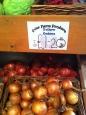 Over Farm onions