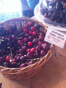 Carey cherries