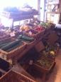 Organic veg