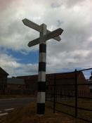 Brockhampton sign
