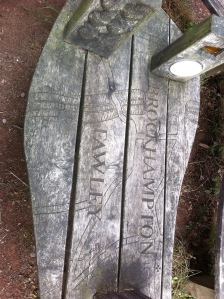 Brockhampton bench