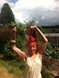 Beetroot patch kid