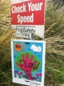 Slow signs, Dymock
