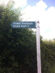Dymock Poets Path II