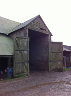 Merrivale Farm Barn