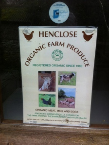 Henclose Organics, Little Dewchurch