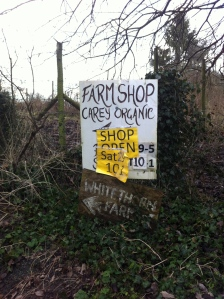 Carey Organic, Whitethorn Farm