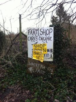 Carey Organic, Whitethorn Farm